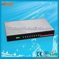 8 puerto ethernet switch 10/100mbps interruptor de red hub