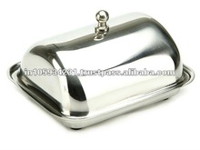 New Butter Dish Steel