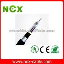 2 core single mode optic fiber cable price