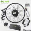 Strong gradeability 1000w e bike conversion kit