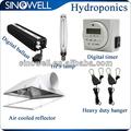 Sistema hidropónico, sistemas de cultivo hidroponico
