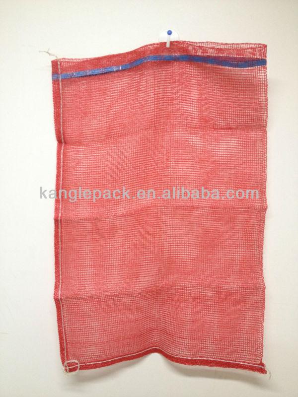 Leno mesh bag, vegetable mesh bag