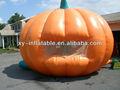 halloween abóbora inflável casa do salto