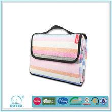 foldable waterproof straw picnic mat/ pp picnic mat