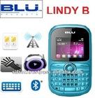 BLU LINDY B TV Dual SIM Qwerty Keybord Cell phone