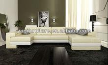 2013 New Italian design large size leather lounge u shaped leather sofa sofa covers ikea 9102