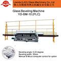 Vertical automática de vidrio biselado de la máquina/mosaico vertical de la línea recta de la máquina de vidrio yd-bm-10s