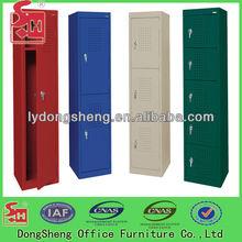Small metal locker office furniture uniform lockers