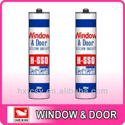 Window & door silicon sealant