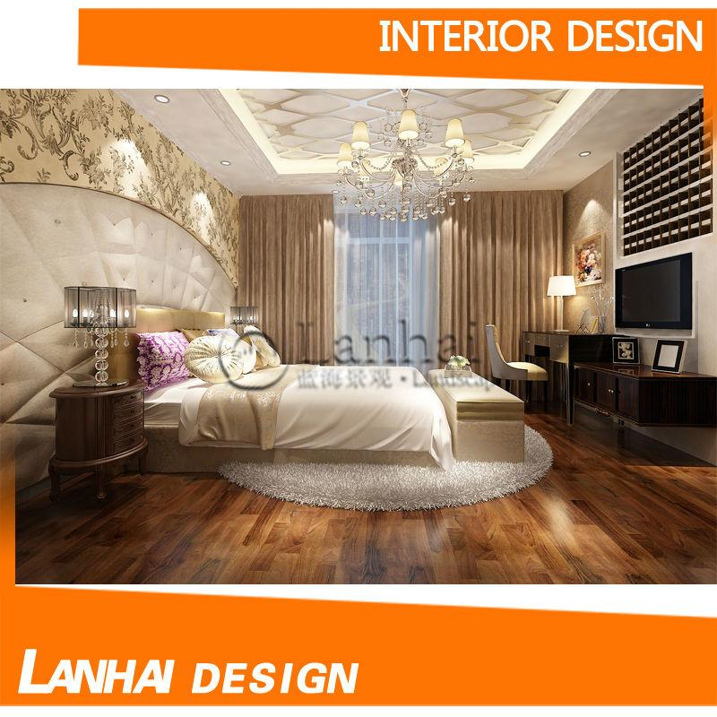 slaapkamer modern meubilair interieur design-architectuur design ...