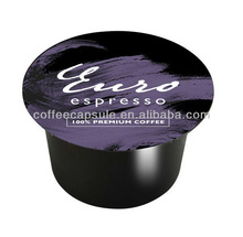 professional lavazza blue espresso coffee capsule manufacturer