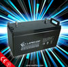 lead-acid battery 12V 120Ah solar battery with CE approved