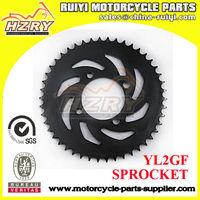 Motorcycle Sprocket for YL2GF,accesorios motocicleta