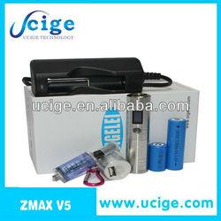 Huge vapor Sigelei zmax v5 update zmax v5+ e-cigarette can adjust Voltage and power