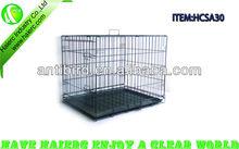 Foldable High Quality 1008 Steel Dog Cage Dog Crate Dog Kennel SA30