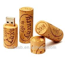wooden wine cork usb flash drive,wooden bottle cork usb drive,wood cork usb