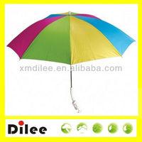 ladies fashion mini clip on umbrella