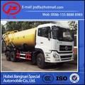 Dongfeng DFL Tianlong Tianjin doble puente vertedero de aguas residuales camión volquete vacío (JDF5250GXWDFL 6x4 16CBM 18CBM 20CBM camión)