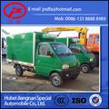 Changan jdf5022xlcs ccag refrigerados camión de una tonelada ton 2-30 para la venta