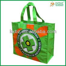 Guangzhou Recycle PP Woven Bag Tote Bag Manufacturer
