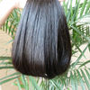 full cuticle hand made bralian virgin hair skin weft