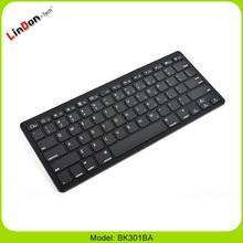 2014 Universal mini bluetooth keyboard case for iPad 2 3 4 BK301BA