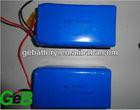 GEB955085 laptop battery for bps2 11.1v 4800mah