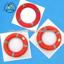 Marine life ring &marine life buoy use in marine boat