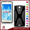 Soft TPU cell phone case for Sony Xperia ZR M36H case