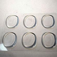 gel free sticke, clear heel liner, Gel Pads Heel Grip Liner