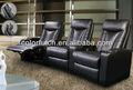 Bonne qualité prix'lazy garçon. canapé inclinable en cuir( ls613)