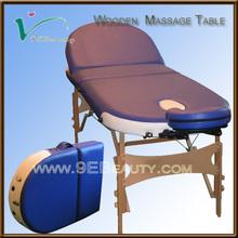 Best design salon furniture/beauty four cornor massage bed