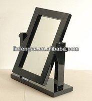 Fashionable customized acrylic makeup flexible mirror