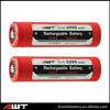 Best quality rechargeable 18650 3.7v battery import battery