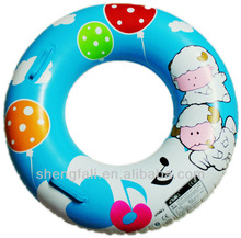 Pvc inflatable swimming rings