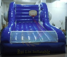 funny cheap kids inflatable basketball games