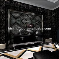 Bisini Luxury Royal Black Jade Ceramic