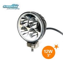 SM6052-12 led working light/high power led auto lamp/cree led auto lamp