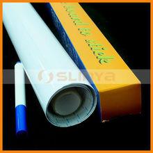 PVC Material Peel & stick Whiteboard Dry Erase Board Sticker