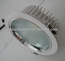 Good quality custom 12v led downlight 80mm