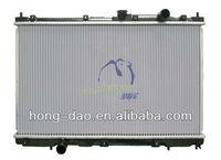 aluminum auto radiator Mitsubishi lancer aftermarket parts
