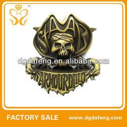 2013 hot selling fashion metal belt buckle