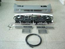 Auto AC evaporador para Toyota Hiace piezas de automóviles