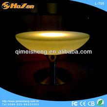 Salon illuminous coffee / bar /event / party table (L-T05)