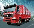 sinotruk howo 6x4 camión de carga de diseño de chasis