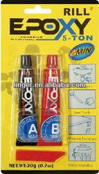 Epoxy Resin AB GLUE best super glue for metal super glue rill factory