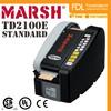Marsh TD2100 semi auto gummed tape dispenser