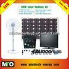 60w solar system electric power accumulator