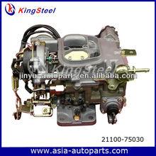 Good quality Weber carburetor 21100-75030 for Toyota 1RZ