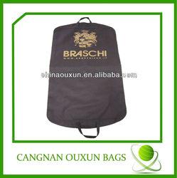Hottest non woven suit cover,suit bag,garment bag